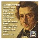 Piano Masterpieces: Friedrich Gulda, Vol. 5 (1953) by Friedrich Gulda