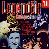Legendák Budapesten by Various Artists