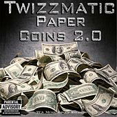 Paper Coins 2.0 by Twizzmatic