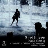 Beethoven Piano Sonatas 14, 21 & 23 by Mikhail Pletnev