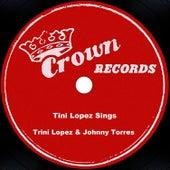 Tini Lopez Sings by Trini Lopez