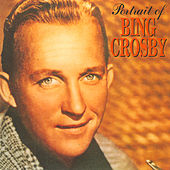 Portrait Of Bing Crosby by Bing Crosby