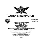 Think It Over b/w I Need You by Darien Brockington