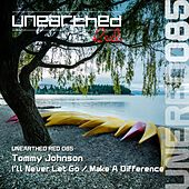I'll Never Let Go / Make A Difference - Single by Tommy Johnson