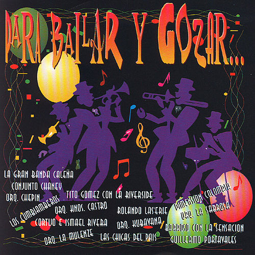 Paro Bailar Y Gozar by Various Artists