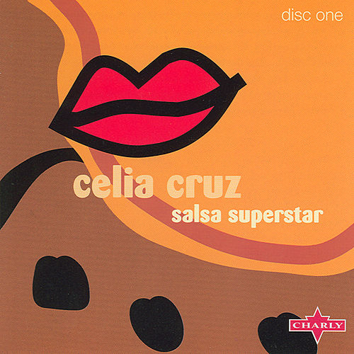 Salsa Superstar Cd1 by Celia Cruz