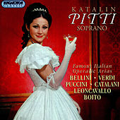 Famous Italian Operatic Arias by Various Artists