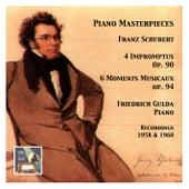 Piano Masterpieces: Friedrich Gulda, Vol. 4 (1958, 1960) by Friedrich Gulda