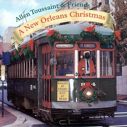 A New Orleans Christmas by Allen Toussaint