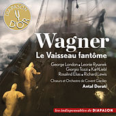 Wagner: Le vaisseau fantôme (Les indispensables de Diapason) by George London