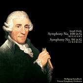 Haydn: Symphony No. 100 in G major, 'Military'; Symphony No. 94 in G major, 'Surprise' by Vienna Symphony Orchestra