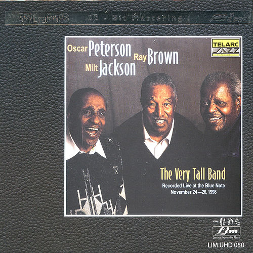 The Very Tall Band: Live at the Blue Note by Ray Brown