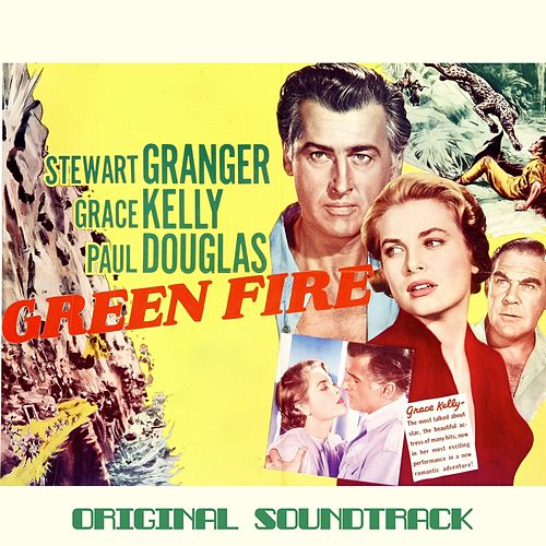 Green Fire Suite (From 'Green Fire' Original Soundtrack) by Miklos Rozsa