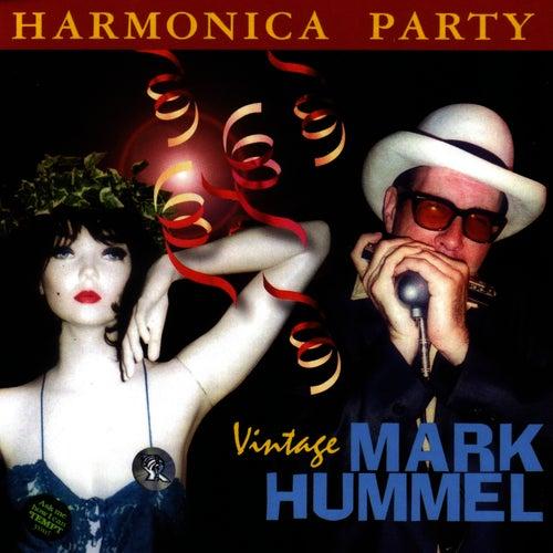 Harmonica Party - Vintage Mark Hummel by Mark Hummel