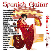 Spanish Guitar: Music of Spain by Various Artists