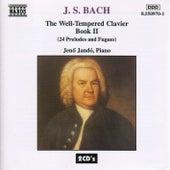 The Well-Tempered Clavier Book II by Johann Sebastian Bach