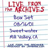 08-16-01 - Sweetwater - Mill Valley, CA by Box Set