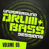 Underground Drum & Bass Sessions Vol. 5 - EP by Various Artists