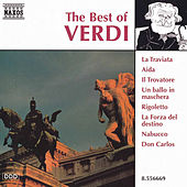 The Best of Verdi by Giuseppe Verdi