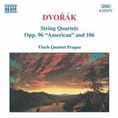 String Quartets Opp. 96 'American' and 106 by Antonin Dvorak