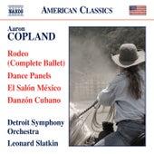 Copland: Rodeo - Dance Panels - El Salón México - Danzón Cubano by Detroit Symphony Orchestra