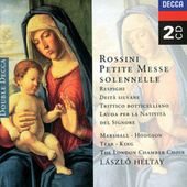 Rossini: Petite Messe Solenelle/Respighi: Deite Silvane etc. by Various Artists