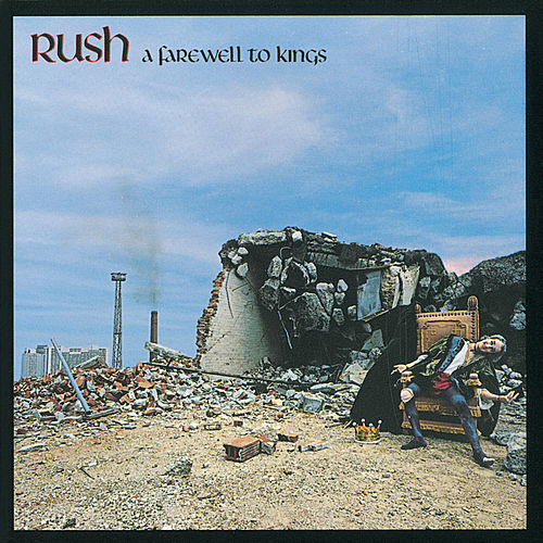 A Farewell To Kings by Rush