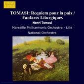 TOMASI: Requiem pour la paix / Fanfares Liturgiques by Various Artists