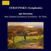 STRAVINSKY: Symphonies by New Zealand Symphony Orchestra