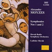MOYZES: Symphonies Nos. 1 and 2 by Slovak Radio Symphony Orchestra