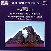 CORCORAN: Symphonies Nos. 2, 3 and 4 by Ireland National Symphony Orchestra