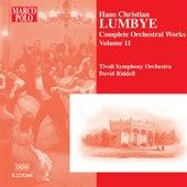 LUMBYE: Orchestral Works, Vol. 11 by Tivoli Symphony Orchestra