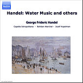 Handel: Water Music and others by Capella Istropolitana