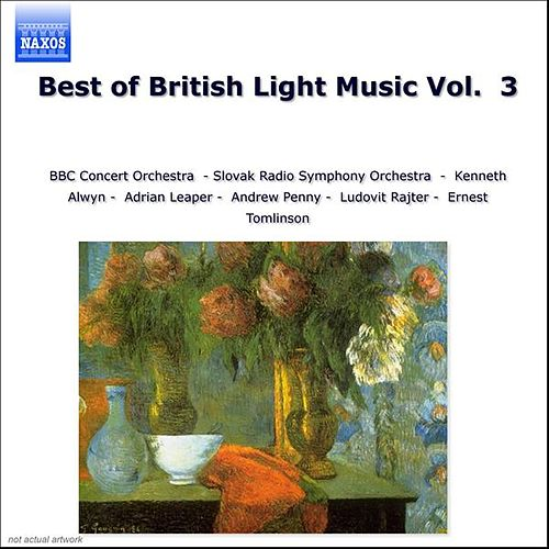 Best of British Light Music Vol.  3 by Various Artists