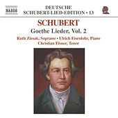 SCHUBERT: Lied Edition 13 - Goethe, Vol. 2 by Various Artists