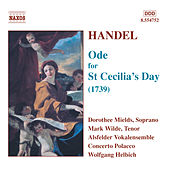 HANDEL: Ode for St. Cecilia's Day by Alsfelder Vocal Ensemble