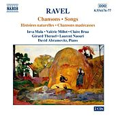 RAVEL: Chansons by Various Artists