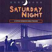 Saturday Night by Stephen Sondheim