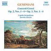 Concerti Grossi Vol. 1 by Francesco Geminiani