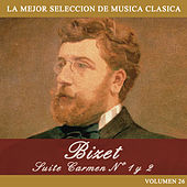 Bizet: Suite Carmen No. 1 y 2 by Orquesta Lírica de Barcelona