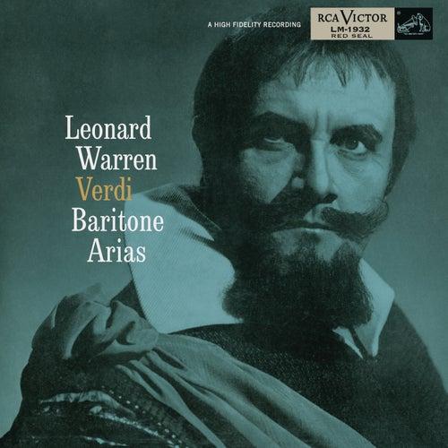 Leonard Warren - Verdi Baritone Arias by Leonard Warren