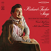 Richard Tucker Sings Arias from Ten Verdi Operas by Various Artists