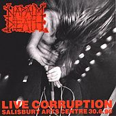 Live At Salisbury by Napalm Death