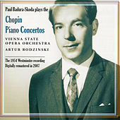 Paul Badura- Skoda plays the Chopin Piano Concertos (1954) by Paul Badura-Skoda