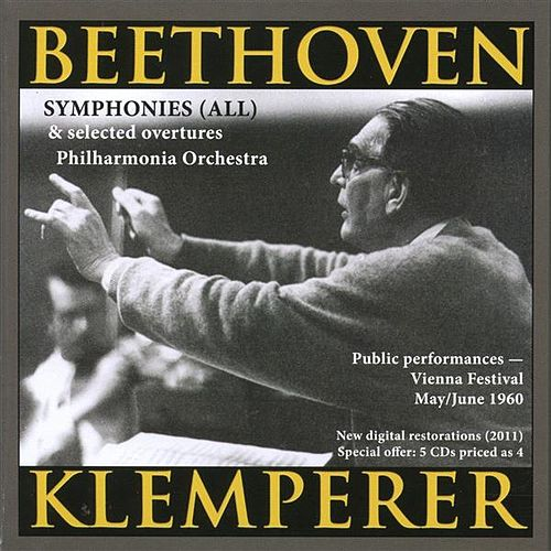 Beethoven: Symphonies (All) (1960) by Various Artists