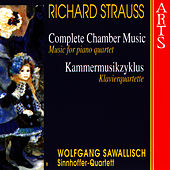 Strauss: Complete Chamber Music, Vol. 1 - Music For Piano Quartet by Wolfgang Sawallisch