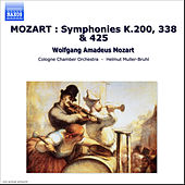 MOZART : Symphonies K.200, 338 & 425 by Cologne Chamber Orchestra