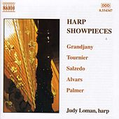 Harp Showpieces by Judy Loman