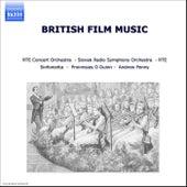 BRITISH FILM MUSIC (UK ONLY) by Philip Fowke