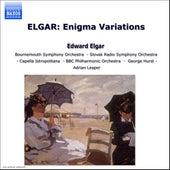 ELGAR: Enigma Variations (UK) by Various Artists